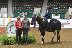 Kelly Volp and Royal Reign