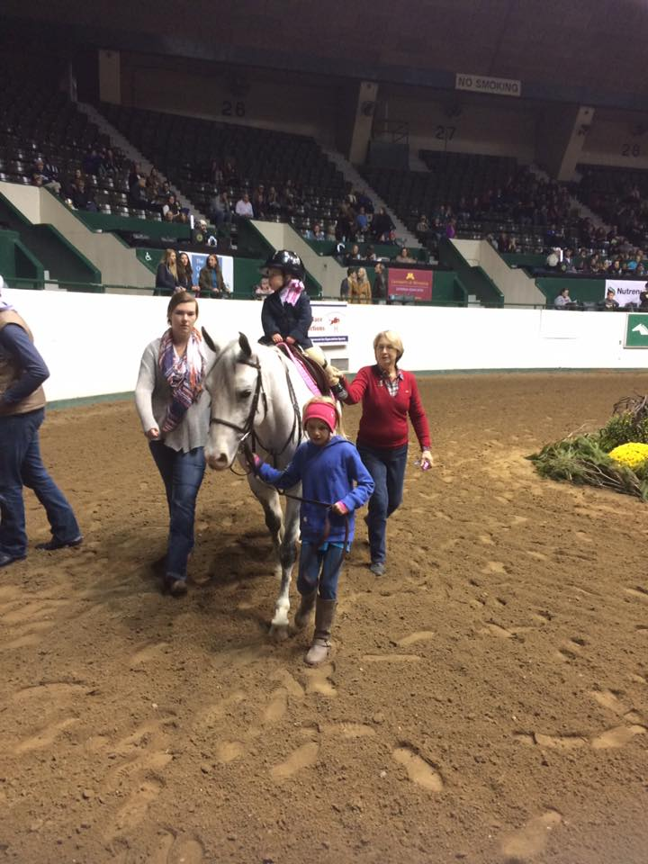 Reghan and Posh, The Wonder Pony