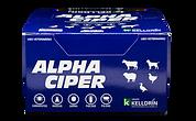 272 - ALPHA CIPER VET DISPLAY - 25X20ML(