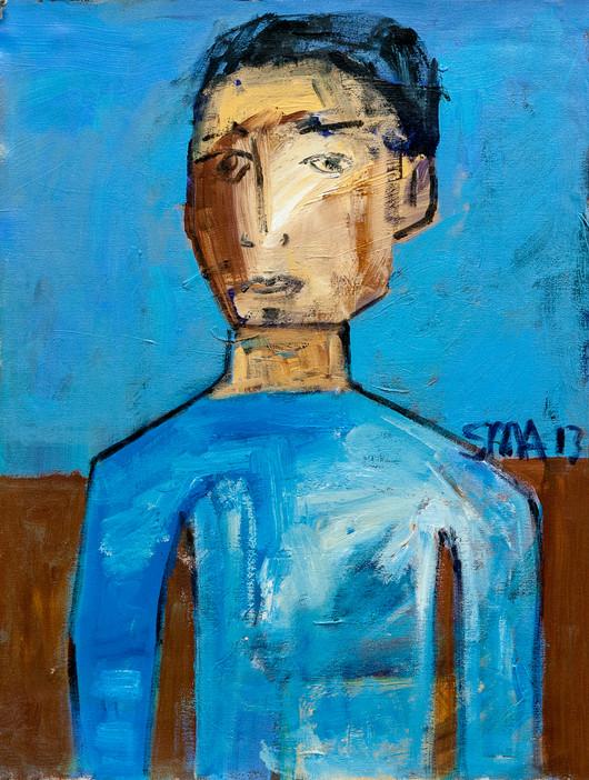 Paris Portraits: Seb