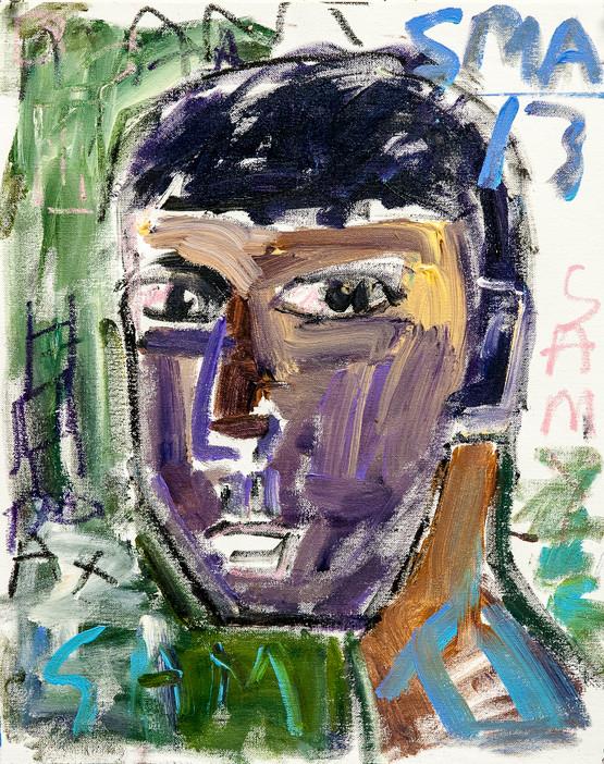 Paris Portraits: Sami