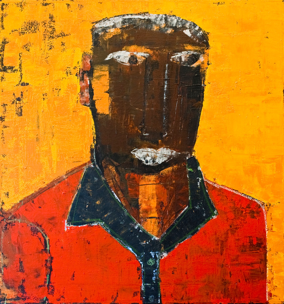 Marrakech Portraits: Jamal