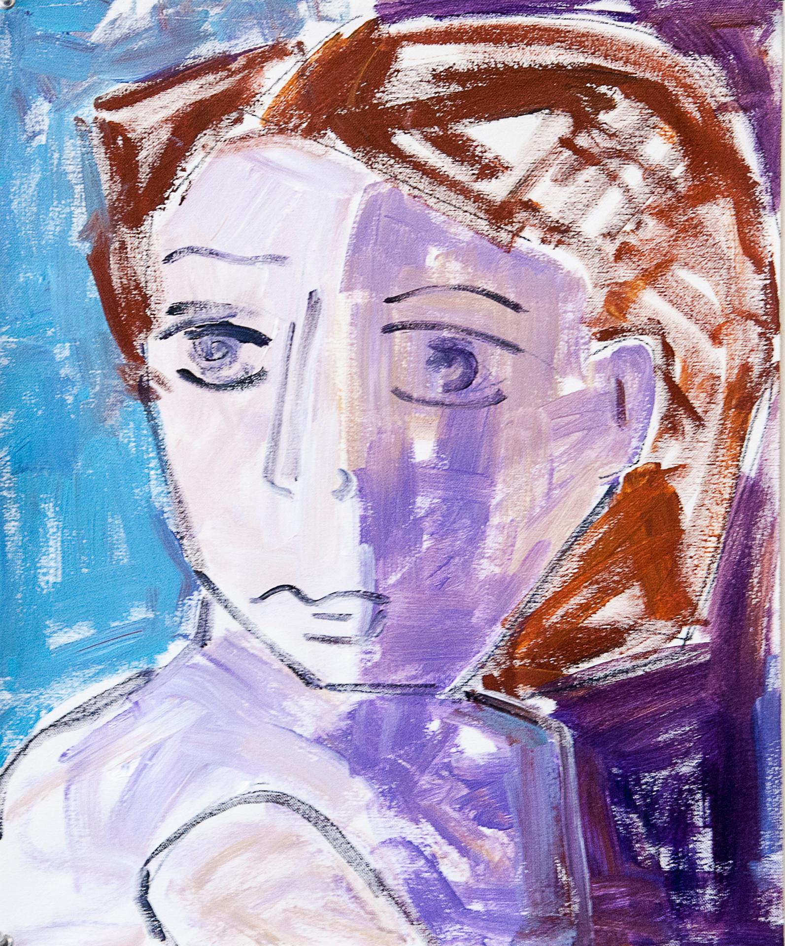 Paris Portraits: Dominique