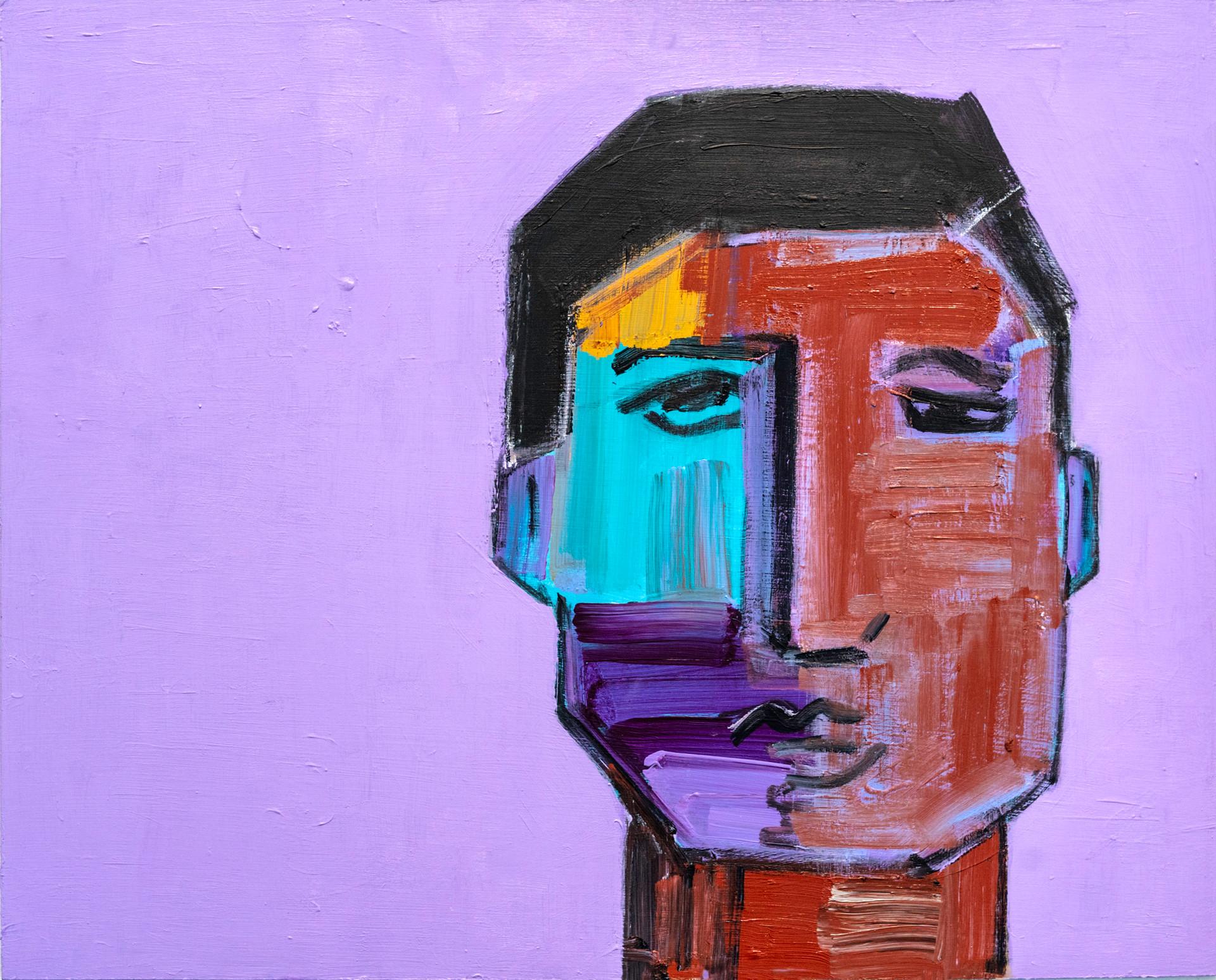 Paris Portraits: Rene