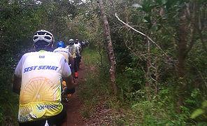 80km no maior singletrack do Brasil