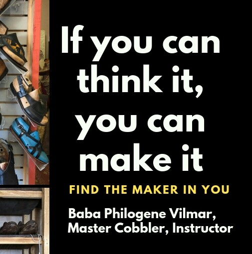 If You Can See it, You Can Make It! Find The Shoe Maker In YOU! (1)