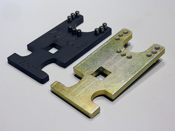 AR15/M16 Barrel Wrench Plate