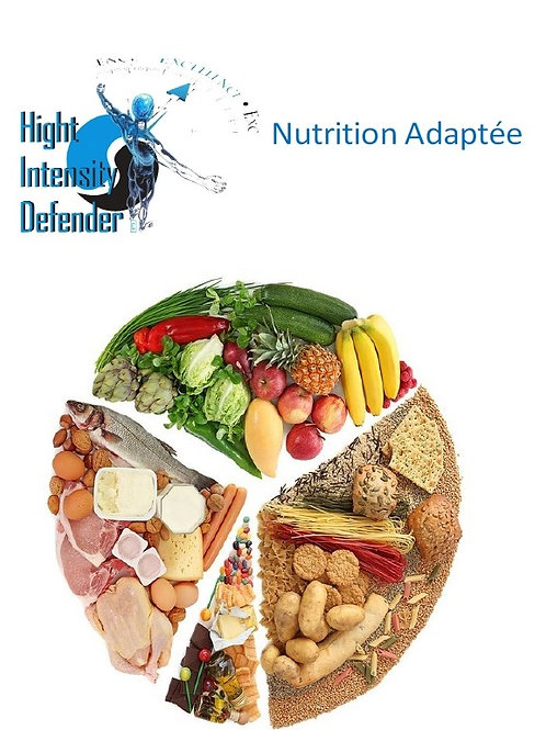 GUIDE NUTRITION ADAPTEE