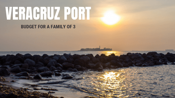 Real Life expenses and budget for a small family in Veracruz from an expat.