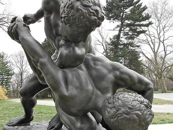 Wrestling with God?! (Genesis 32)