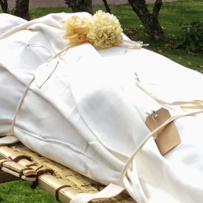 A Last Minute Burial that Tells the Story of Eternal Life (John 19)
