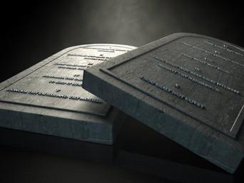 An Alternative Way of Reading the 10 Commandments