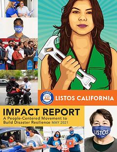 Cover Image Listos California Impact Rep