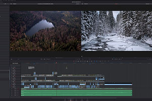 davinci resolve grading studio innsruck Austria Tyrol