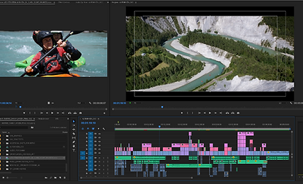 video film editing studio Innsbruck Tyrol Austria studio production company