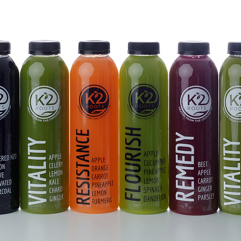 5 DAY ADVANCED CLEANSE