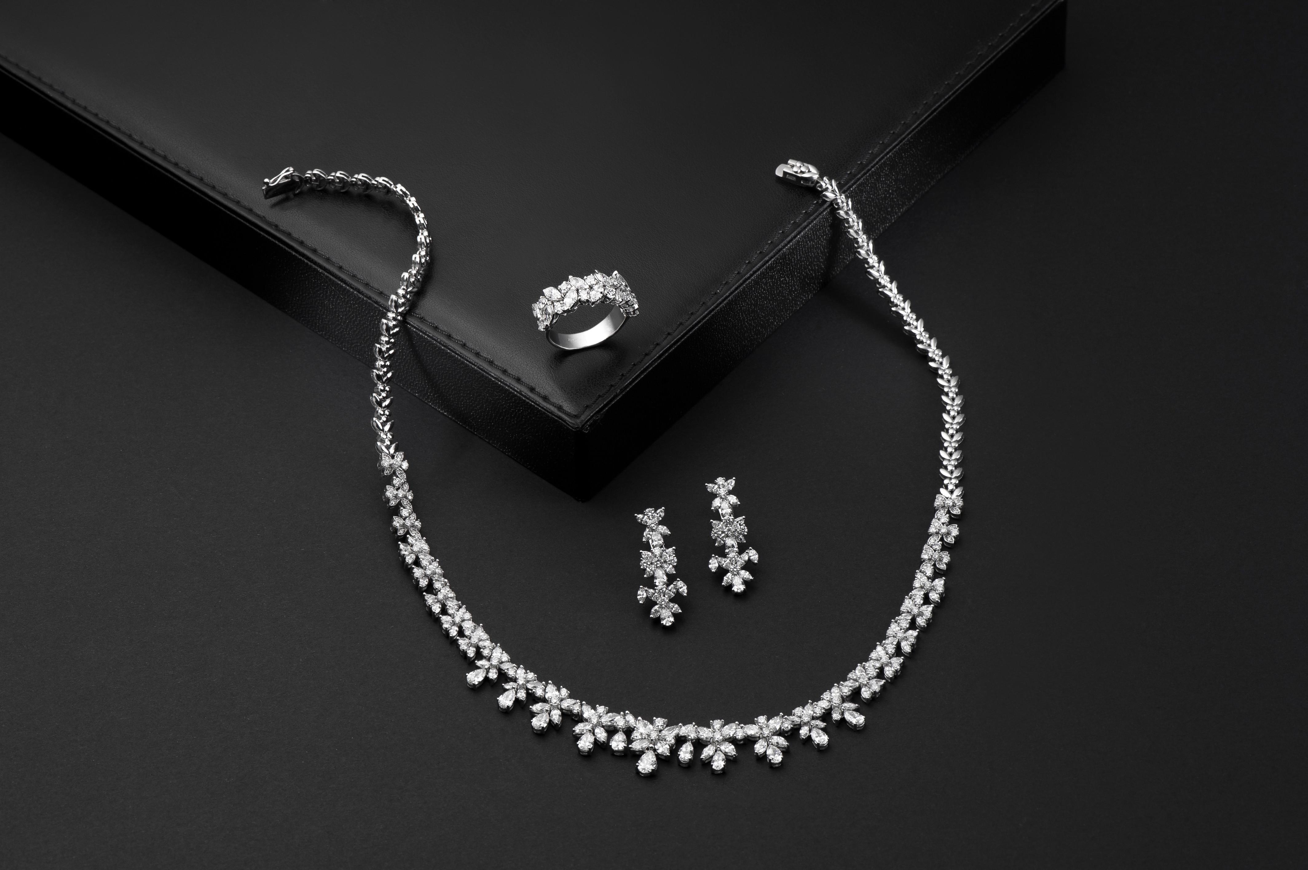 Fine Jewellery Tailor Made Consultation