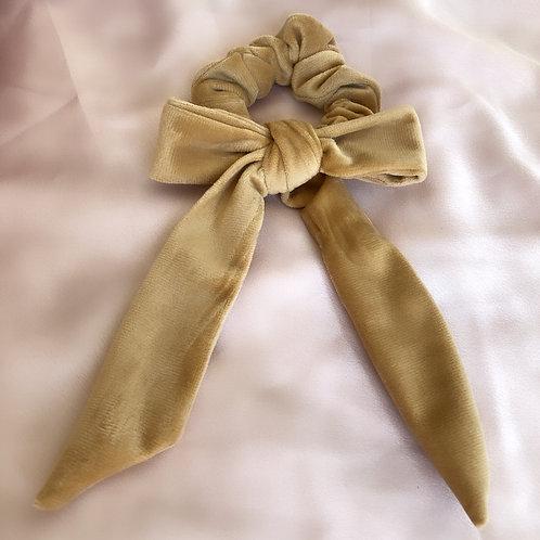 Miffy Scrunchie - Yellow