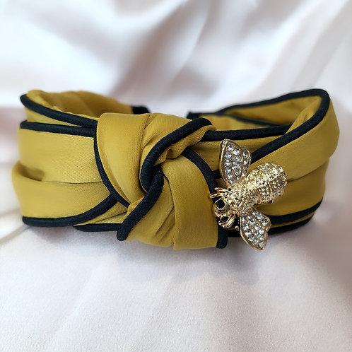 Silk Golden Bee - Gold