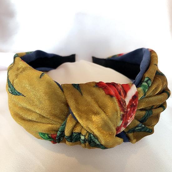 Sicily Headband - Olive