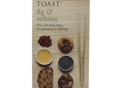 Fig & Sultana Toast 100g