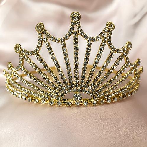 Cinderella Tiara - Gold