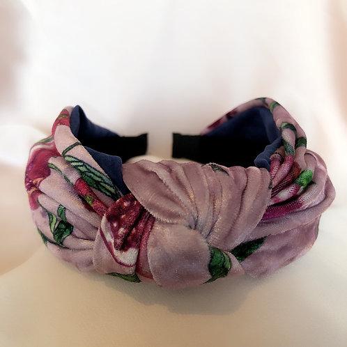 Sicily Headband - Lilac