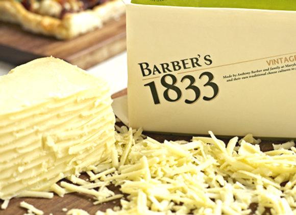 Cheddar Barbers 1833 Vintage 190g