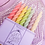 Thumbnail: The Rainbow Pastel Swirl Candle Pack