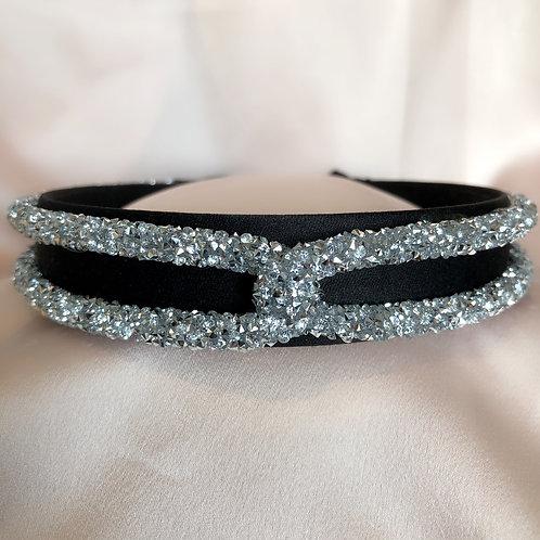 Tiffany Headband - Silver