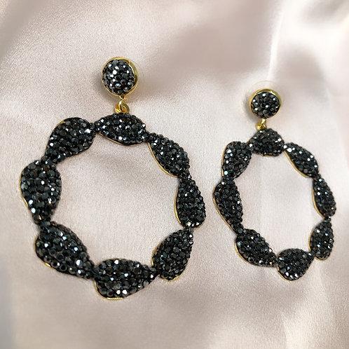 St.Tropez Earrings - Silver Girl