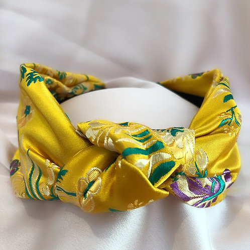 Willow Head Band - Yellow