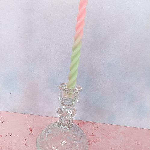Crisscross Candlestick (2 Available)