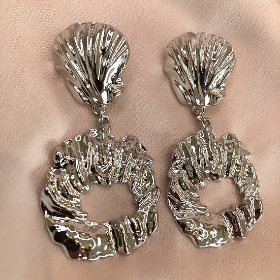 Sea Shell - Silver
