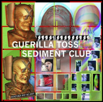 Sediment Club, Guerilla Toss, Kicked Back Into the Crypt, Feeding Tube, Sophmore Lounge
