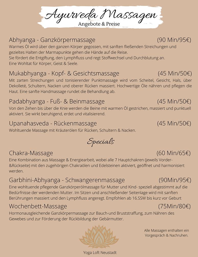 Dunkelgrau Cremefarben Floral Spa Karte.