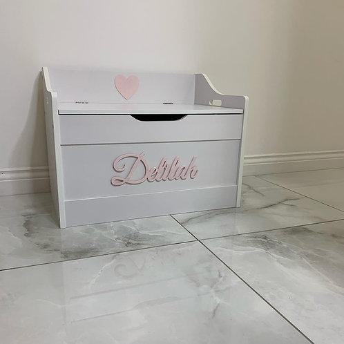 Heart Toy Box