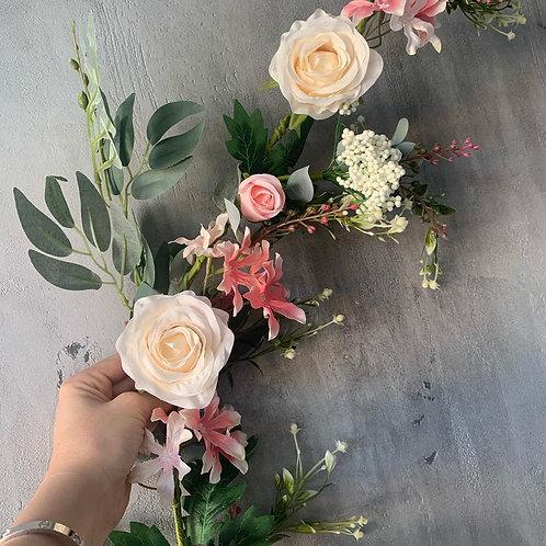 Floral Wall Garland