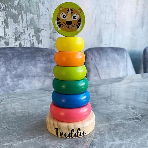 Stacking Wooden Toy