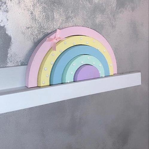 Crafted Rainbow Pastel