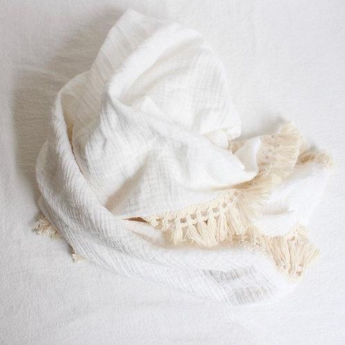 Tassle Blanket