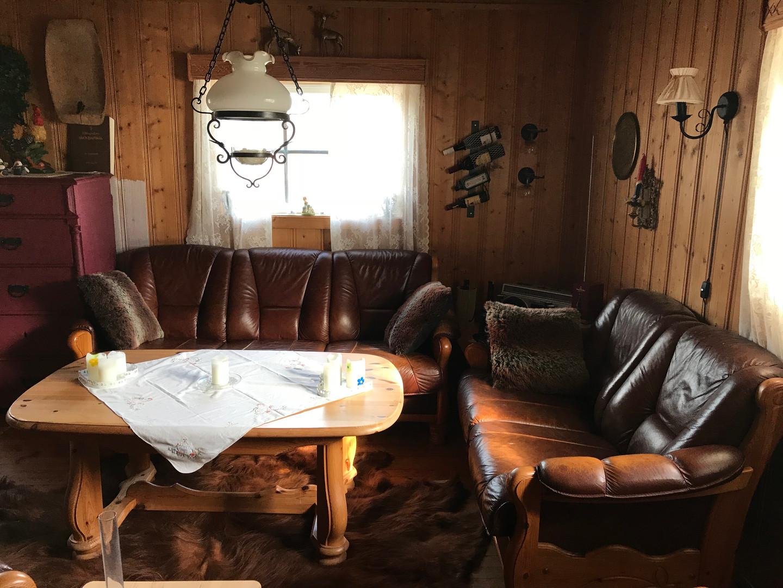 Koselig møbler på stue