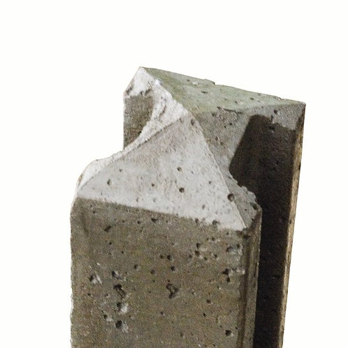 Heavy Weight Concrete Post