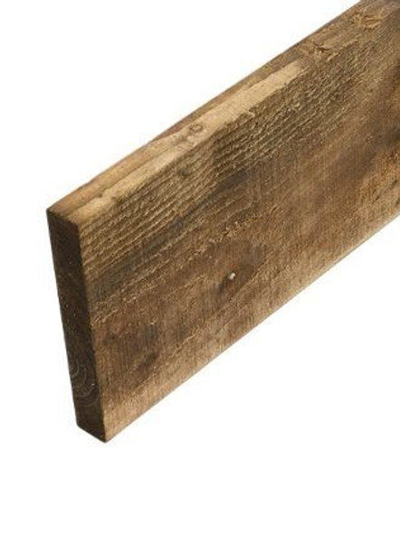 "6"" Timber Gravel Board (10ft/3m)"