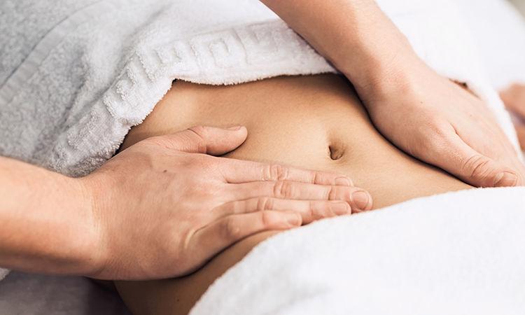 Follow-Up Abdominal Massage Session