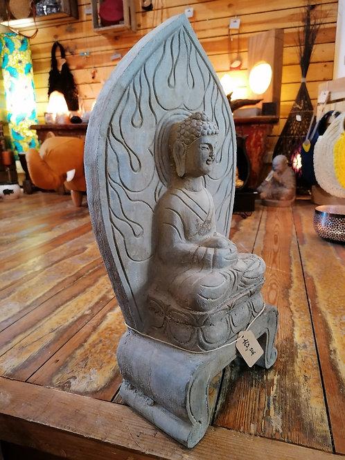 Bouddha Pierre Naturelle 50cm