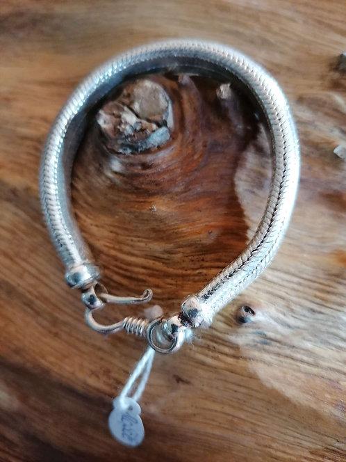 Bracelet Snake Argent 16.5cm
