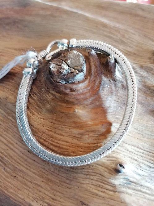 Bracelet Snake Argent 16cm