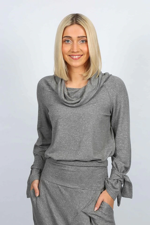 ELSEWHERE PULL 3323 GRIS