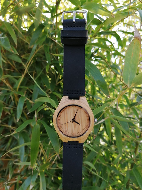 Montre Bambou MB14
